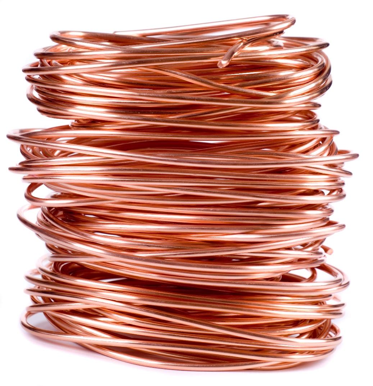 Copper Wire In Concrete - DATA WIRING •