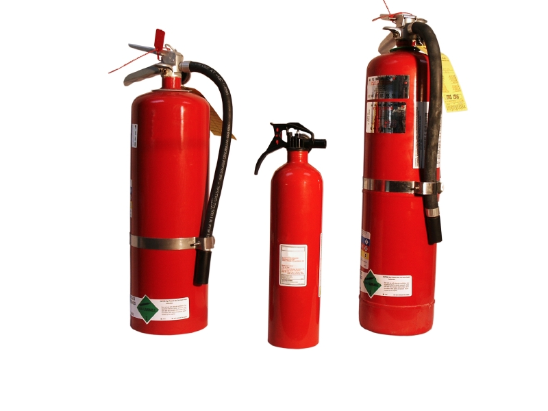 Portable Fire Suppression Equipment : The abcs of fire extinguishers what you need to know