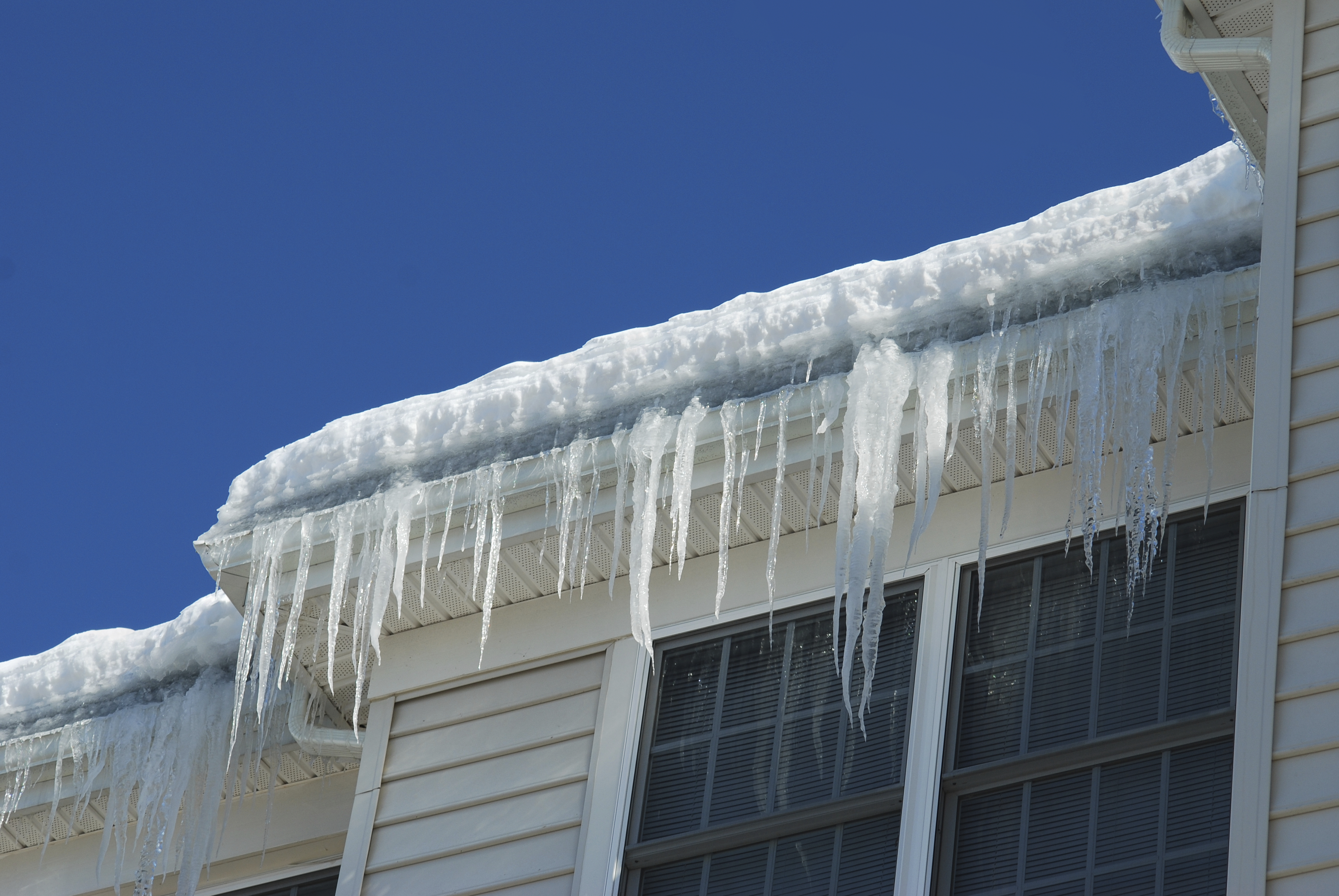 Ice Dams The Bane Of New England Winter Central