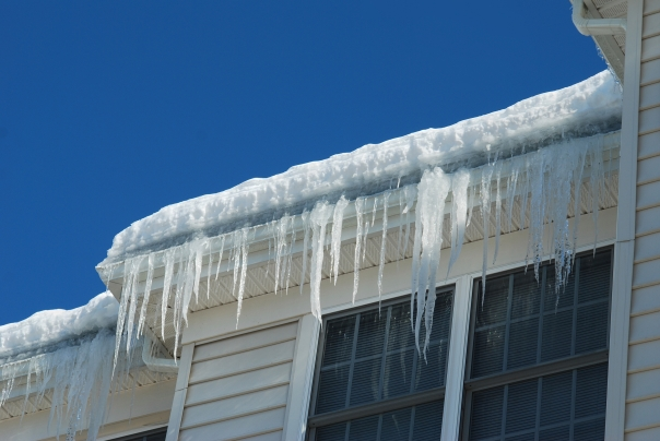 The Cold Hard Facts About Ice Dams Central Insurance