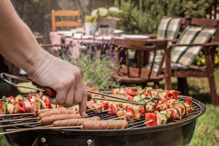 Barbecuq-Grill-Cookout