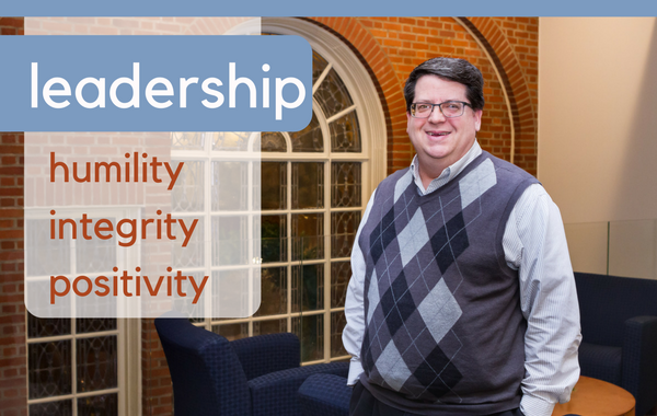Leadership - Rich Nouza